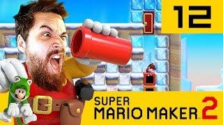 SPEEDRUNNER MAIS PAS TROP | Super Mario Maker 2