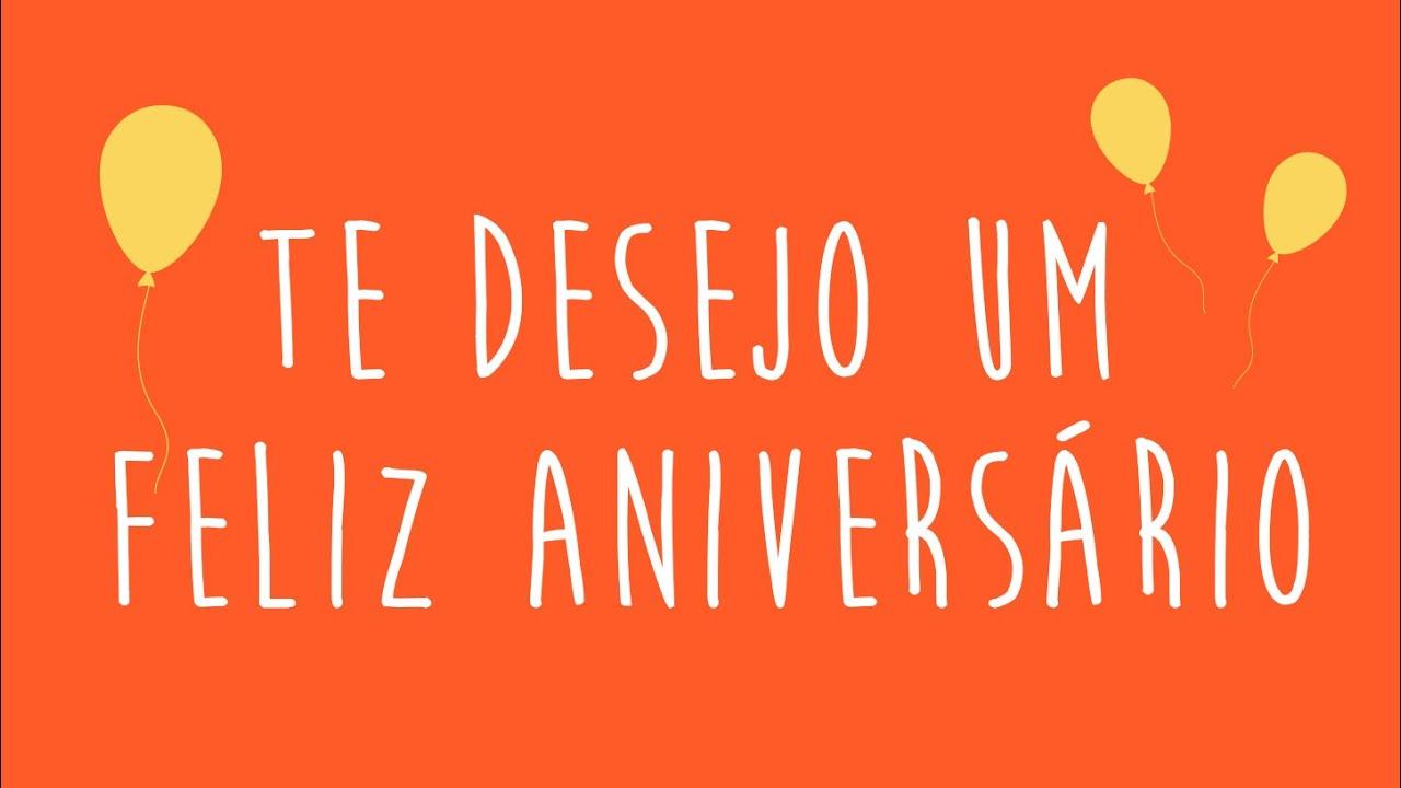 Mensagem De Aniversario De Um Ano Para Filho: Te Desejo Um Feliz Aniversário!