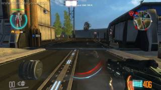 (PC) Section 8 - Multiplayer Beta 4 [HD]