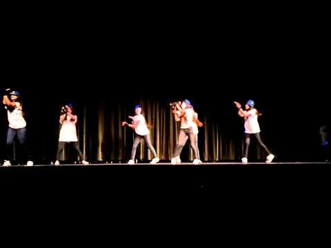 Irving Middle School Hip Hop 2011