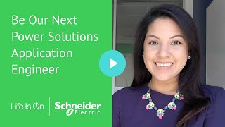 Be Our Next Power Solutions Application Engineer