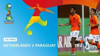 Фото Netherlands V Paraguay Highlights - Fifa U17 World Cup 2019 ™