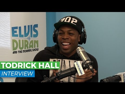 Todrick Hall on New Musical 'Straight Outta Oz' | Elvis Duran Show