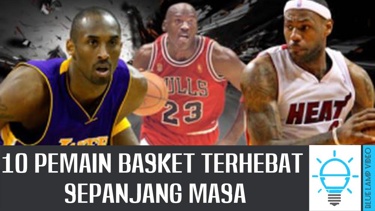 SANG LEGENDARIS!!! 10 Pemain Basket Terhebat Sepanjang