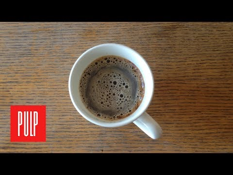 How to make a perfect cup of nescafe coffee
