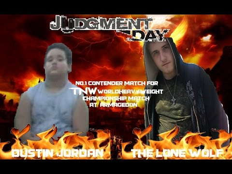 TNW Backyard Wrestling: Judgement day 2015 Pay Per View