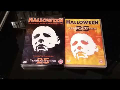 Halloween franchise collection Part 3 🎃