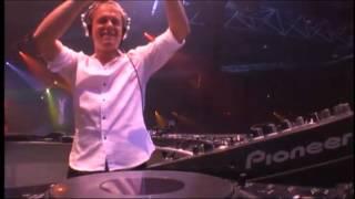 Armin van Buuren ft. Audrey Gallagher - Big Sky & Hold On To Me ( Live )