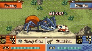 Klok Plays: ♪FE8MR♪ (Ch. 13) SPIDERMAG MUCH WEAK