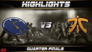 Evil Geniuses vs Fnatic | R6 Pro League S8 Finals Highlights