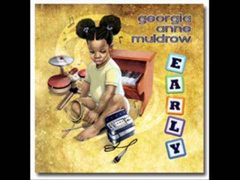 Georgia Anne Muldrow - Let It Go