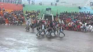 "Ground Zero (Koronadal City) - ""2nd place"" @ SULTAN KUDARAT Hip Hop Dance Competition 2011"