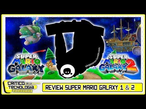 [2010] Reseña SUPER MARIO GALAXY 1 y 2 (blogazanes)