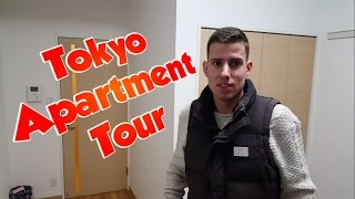 Living In Japan: Tokyo Japanese Apartment Tour