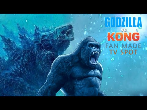 Godzilla vs Kong (2020) - Fan Made TV Spot
