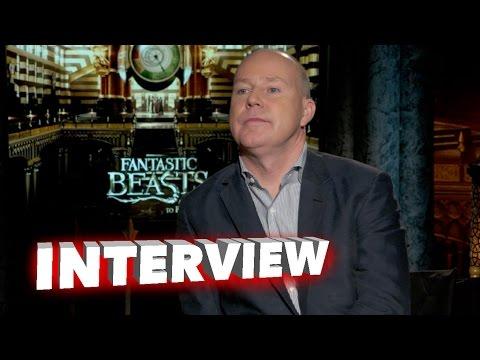 Fantastic Beasts: David Yates Exclusive Interview