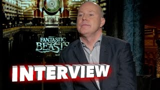 Fantastic Beasts: David Yates Exclusive Interview