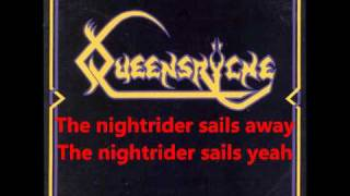 Queensrÿche - Nightrider lyrics