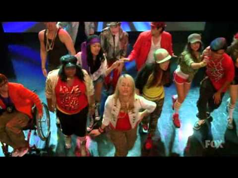Glee - Give Up The Funk