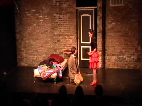 Hangar 9 Theatre Co Boys' Life by Howard Korder-Scene 2