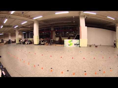 Freestyle Inline Battle 2013 - Bratislava ★ BATTLE WOMEN - final