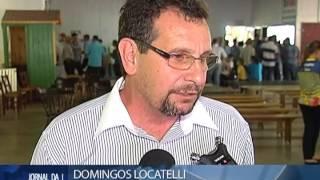 Reportagem - Moradores de Palma Sola e São José do Cedro pedem estadualização de rodovia - 02/12/13