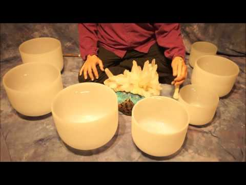 Note G Bowl Crystal Bowl Meditation~(10 min.)