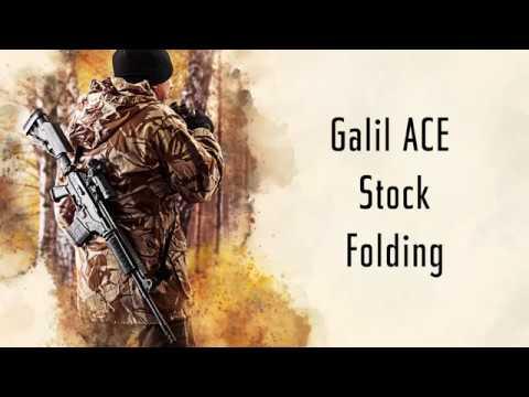 IWI US Expert's Corner: Galil ACE Stock Folding