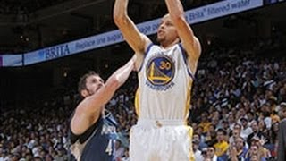 Duel: Stephen Curry vs. Kevin Love