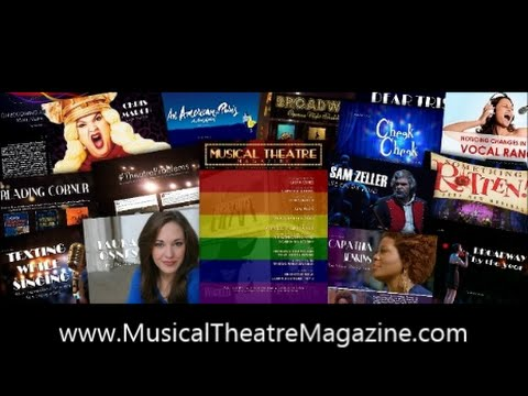 Musical Theatre Magazine: Vol. 2, No. 2 is out now!