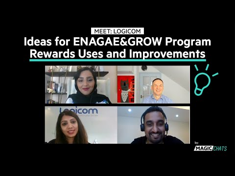 Ideas for ENGAGE&GROW Program Rewards Uses and Improvements