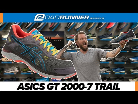 ASICS GT 2000 7 TRAIL Shoe Review | First Look YouTube