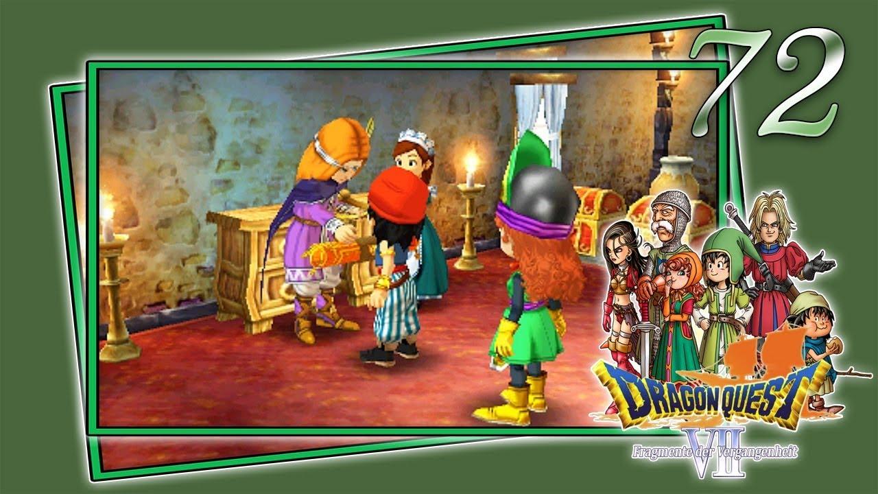 Dragon Quest 7 Fliegender Teppich