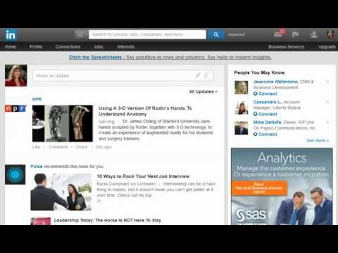 Two Hidden LinkedIn Features for Your Timeline