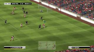 Club football 2005 demo - arsenal http://www.codemasters.co.uk/games/?gameid=1397