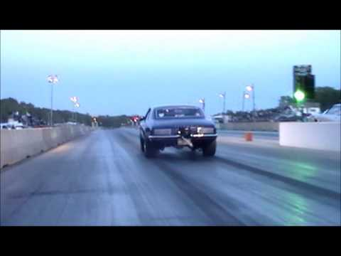 Jeff Kinsler 5.17 @ 137 in Ultra Street trim at Cecil County Dragway