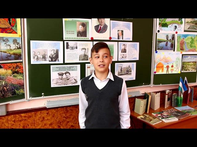 Изображение предпросмотра прочтения – ДемьянУсов читает произведение «Весенние голоса» (Карим Мустай)