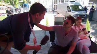 Emin Agalarov questioned by CNN