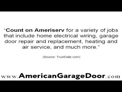 AmeriServ Garage Doors   REVIEWS   Buford, GA   Garage Door Repair Reviews