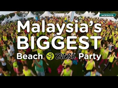 Watsons Move Your Body Zumba 2016