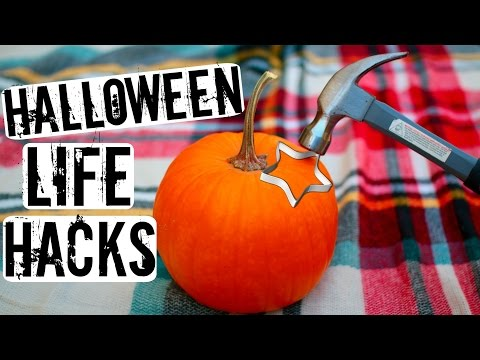 6 DIY Halloween Life Hacks Everyone Should Know! | Primrosemakeup