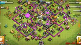 HIGHEST LOOT EVER DONE IN CLASH OF CLANS IN HISTORY.