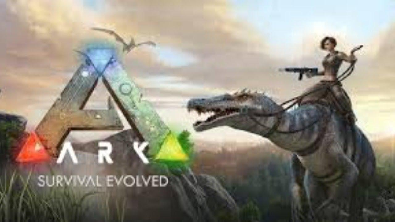 ARK:Survival Evolved 方舟:生存進化 #22 等級上限解放玩家也要練功囉~!