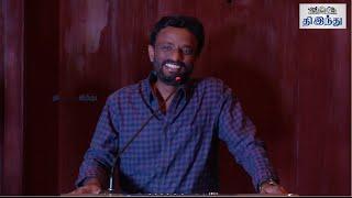 Idhu Namma Aalu has a Song Which is better than Beep Song - Pandiraj | Kathakali Success meet