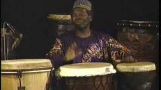Babatunde - Drums on Fire