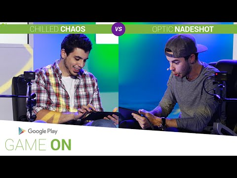 OpTicNaDeSHoT vs. Chilled Chaos [Agar.io]  //  Google Play: Game On