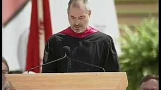 Steve Jobs Stanford Commencement Speech 2005 thumbnail