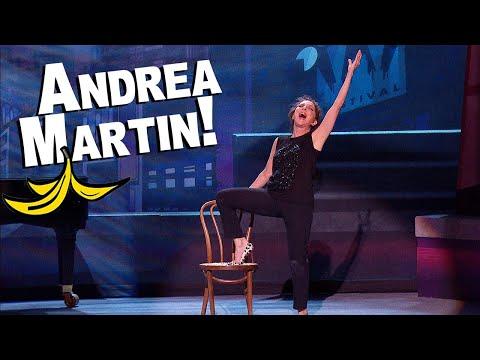 Andrea Martin - Winnipeg Comedy Festival