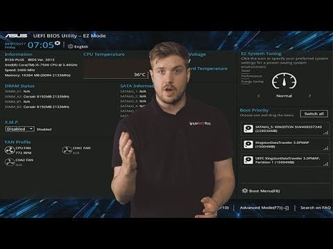 Common BIOS Settings Explained