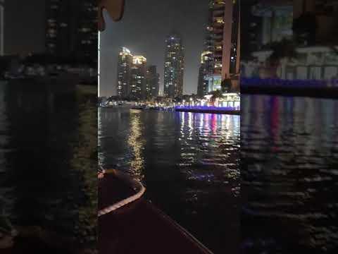 Dubai Marina!